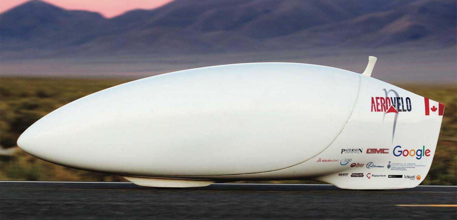 Aerovelo Solidworks Case Study