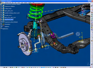 CATIA Engineering Excellence MCE
