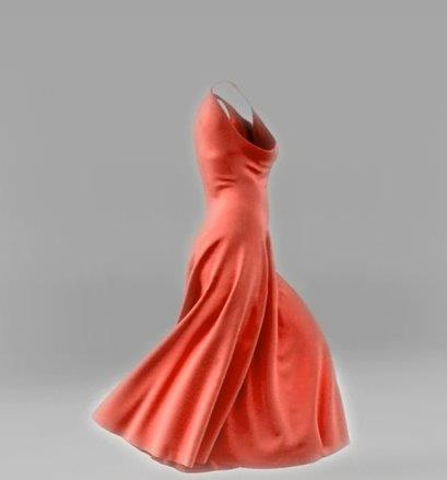 My 3D Design - Dress