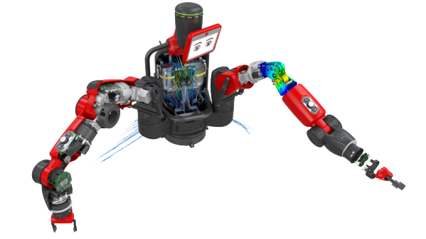 Solidworks Robot Design