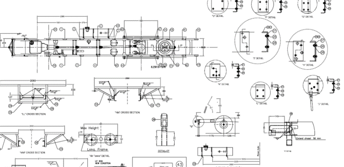 Detailed Assembly & Fabrication Drawings