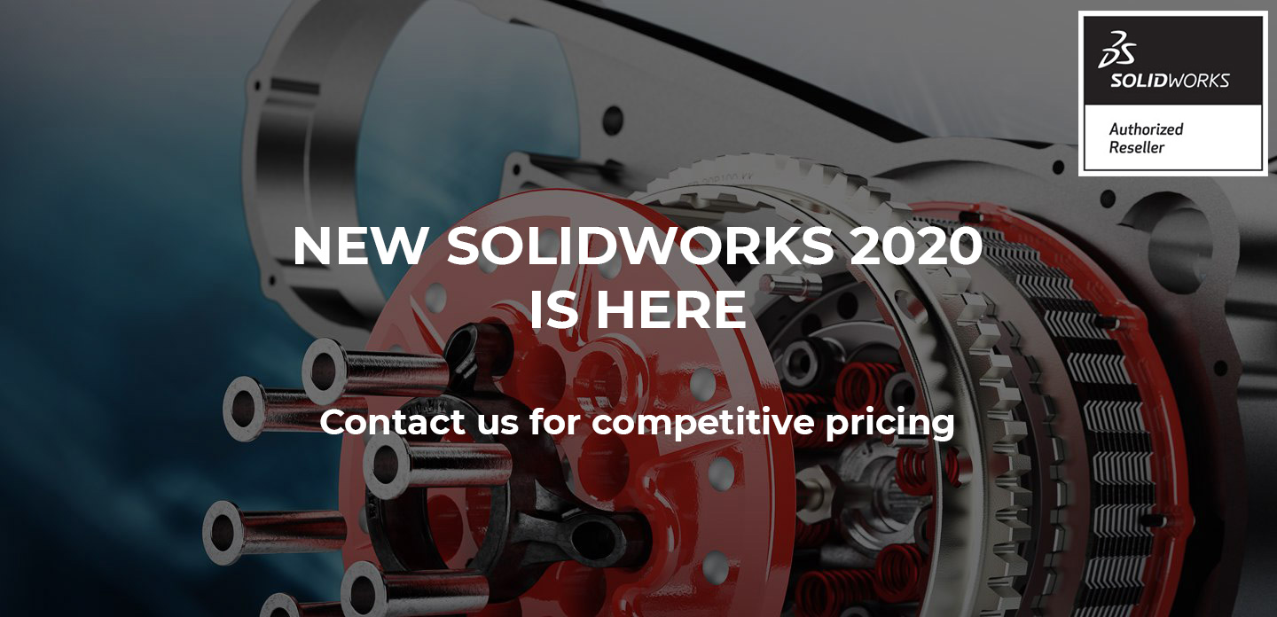 New SOLIDWORKS 2020 is here!