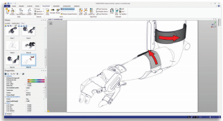 Solidworks Composer Engineering Software